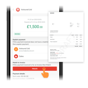 instant invoice for cash flow management